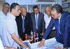 وزير النقل يتابع تنفيذ وصلة حرة لربط ميناء الإسكندرية بالطريق الساحلي