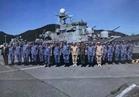 """تفاصيل مراسم تسلم مصر أول وحدة شبحية من طراز """"جوويند"""" فرنسية الصنع"""