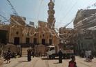 حملات عاجلة لحماية أقدم مسجد وضريح بالمنوفية