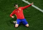 شاهد.. الفارو موراتا يسجل الهدف الثالث لأسبانيا على ايطاليا