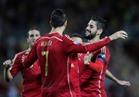 شاهد.. إسبانيا تسحق إيطاليا بثلاثيه في تصفيات كأس العالم 2018