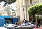 صور| توافد الطلاب على جامعة الأزهر في أول يوم دراسي