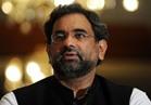 رئيس وزراء باكستان: الحرب ضد الإرهاب مسألة بقاء