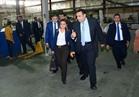 وزيرة الاستثمار تزور المنطقة الحرة العامة بمدينة نصر