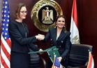 وزيرة الاستثمار توقع 8 اتفاقيات للتعاون الاقتصادى مع الوكالة الأمريكية للتنمية بقيمة 121.6 مليون دولار
