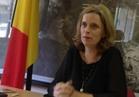 سفيرة بلچيكا: نشجع شركاتنا للاستثمار بمصر