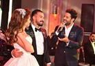 الصور الكاملة للنجوم والمشاهير بحفل زفاف كريمة ممدوح موسى