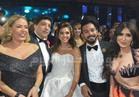 صور| دينا تحيي زفاف كريمة ممدوح موسى بحضور لطيفة وسما المصري