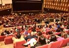 صور| أشرف عبدالباقي يفتتح عروض «مسرح مصر» في الإسكندرية