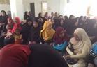 مايا مرسي: حملة «طرق الأبواب» زارت مليون سيدة