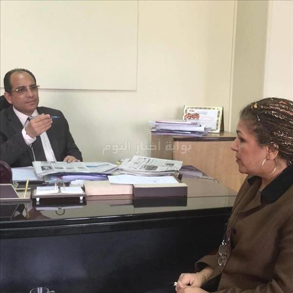 مستشار وزير الثقافة لشئون السينما خلال حواره مع بوابة أخبار اليوم