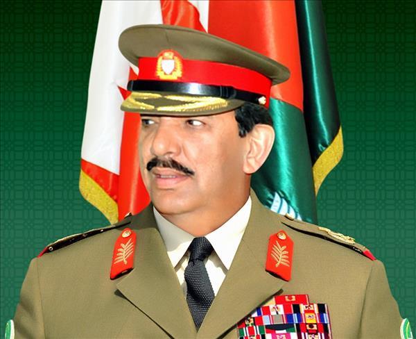القائد العام لقوة دفاع البحرين