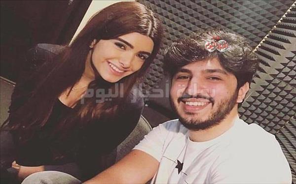محمد شاكر و ريما يوسف