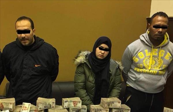 صورة للمتهمين