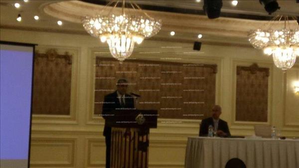 محمد شاكر وزير الكهرباء والطاقة