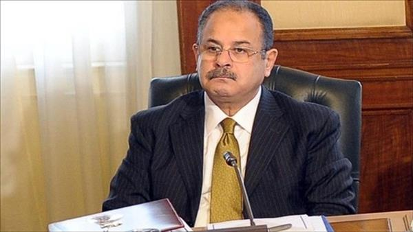 اللواء مجدي عبدالغفار وزير الداخلية