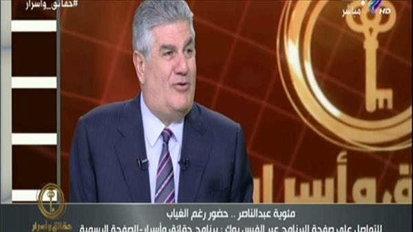 عبد الحكيم عبد الناصر