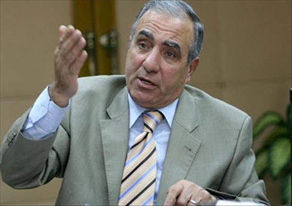 وزير التنمية  المحلية الجديد اللواء أبو بكر الجندي