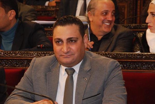 عضو مجلس الشعب السوري مهند الحاج علي
