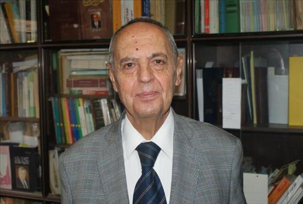 دكتور جورج جبور مستشار الرئيس السوري الراحل حافظ الأسد