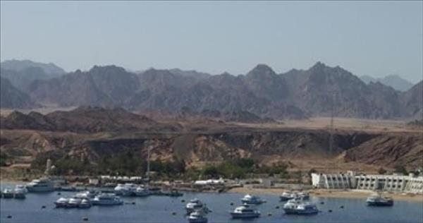 ميناء شرم الشيخ- صورة أرشيفية