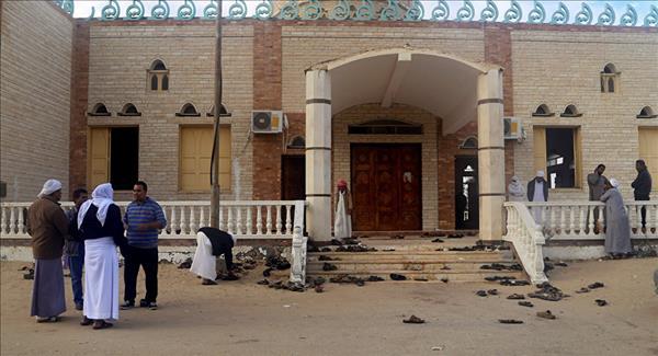 مسجد الروضة - أرشيفية