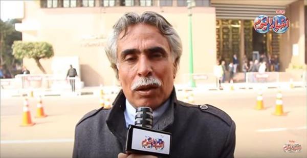 أحد المرشحين المحتملين لإنتخابات الرئاسة