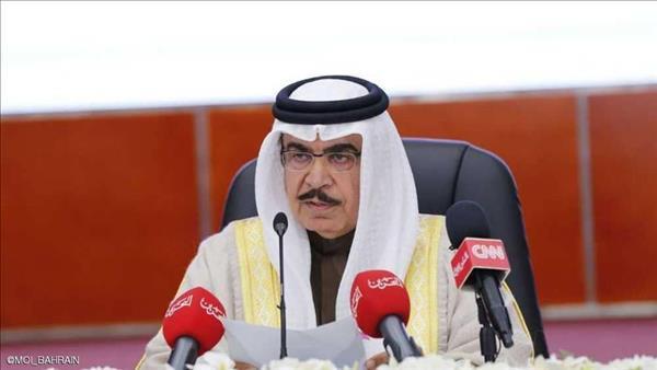 وزير الداخلية البحريني