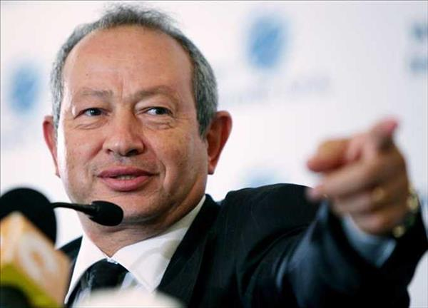 رجل الأعمال، نجيب ساويرس