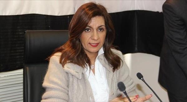 وزيرة الدولة للهجرة وشئون المصريين بالخارج السفيرة نبيلة مكرم