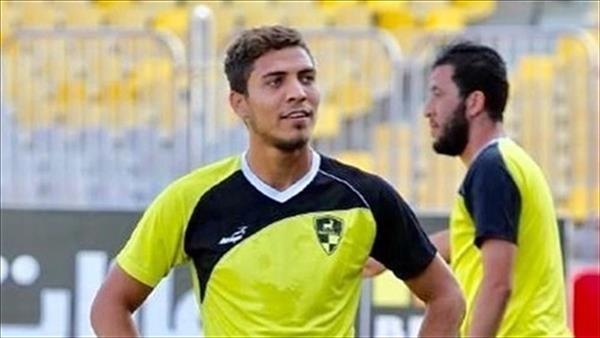 اللاعب محمد شريف