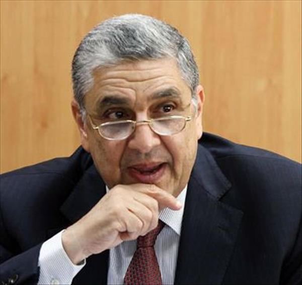 د. محمد شاكر وزير الكهرباء والطاقة