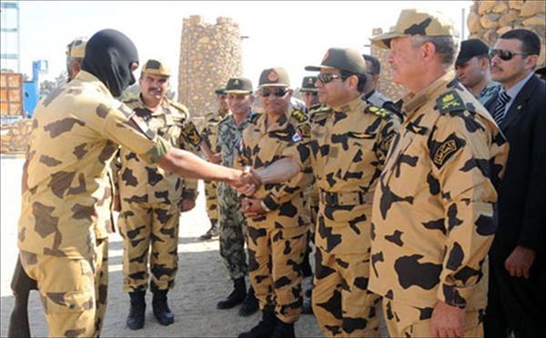 قوات الصاعقة.. صورة أرشيفية