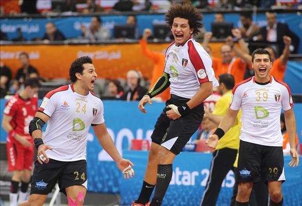 بث مباشر مصر وتونس في نهائي أمم أفريقيا لكرة اليد بوابة