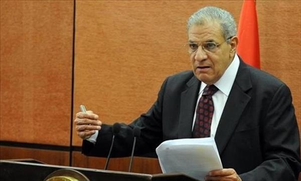 المهندس ابراهيم محلب مساعد السيد الرئيس للمشروعات القومية والاستراتيجية