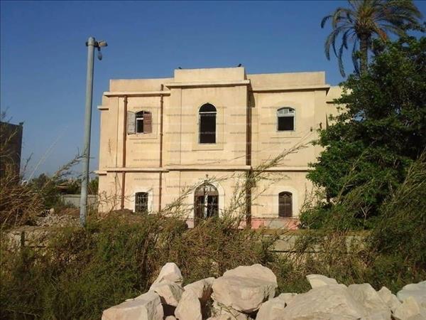 قصر الملك فاروق بدمياط