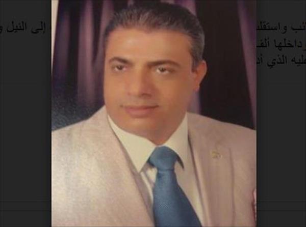 المستشار طلبة فوزي شلبي