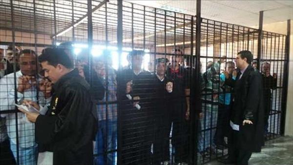 محاكمة منصور أبو جبل _صورة أرشيفية