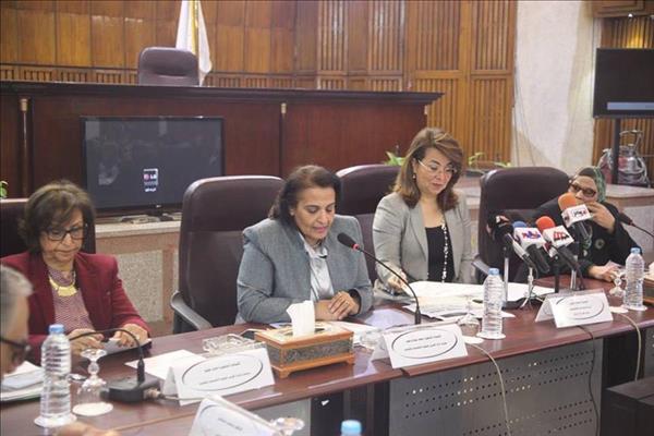ندوة عن الصورة الذهنية عن المرأة المصرية
