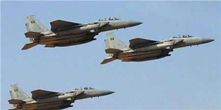 طائرات التحالف العربي