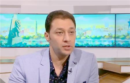 الإعلامي أحمد خيرى المتحدث الرسمي باسم وزارة التربية والتعليم