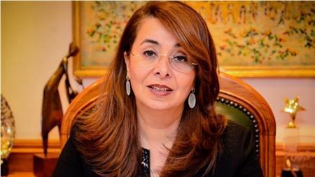وزيرة التضامن الاجتماعي الدكتورة غادة والي