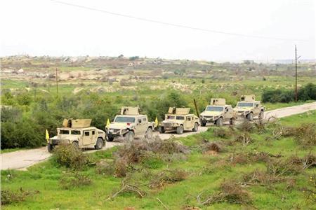 العملية العسكرية الشاملة سيناء 2018