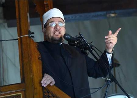 وزير الأوقاف د.مختار جمعة