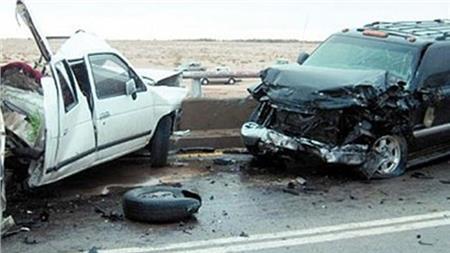 حادث تصادم بالكيلو 56 غرب اسكندريه