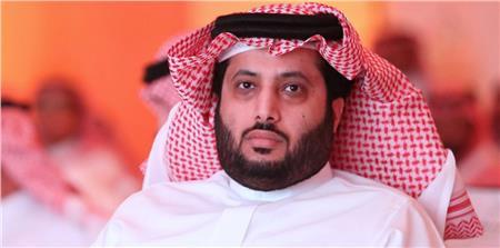 تركى آل الشيخ رئيس الهيئة العامة للرياضة السعودية