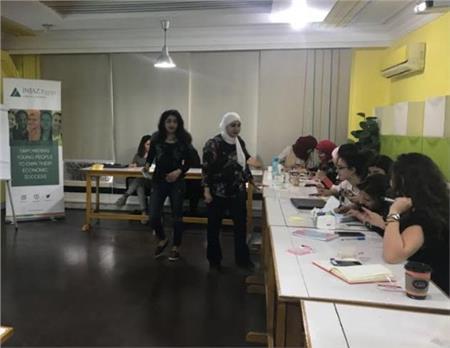 آي بي إم  تدرب مصريات على التفكير التصميمي
