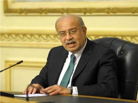 رئيس الوزراء المهندس شريف إسماعيل