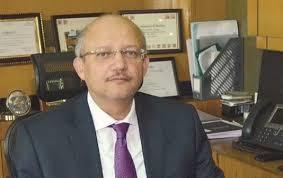 حسين الرفاعي رئيس  بنك قناة السويس