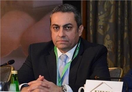 خالد عباس مساعد وزير الإسكان للشئون الفنية
